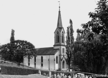 Kirche Bubendorf